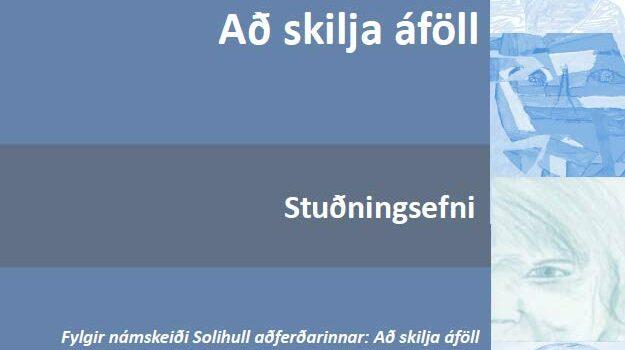"""Námskeiðið """"Að skilja áföll"""" verður haldið 15. júní. Skráning stendur yfir."""